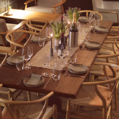 SW16 Private Dining Shot